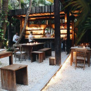 Una foto del restaurante NÜ Tulum