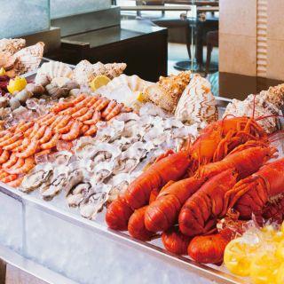 The Food Gallery - The Langham, Hong Kong
