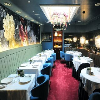 A photo of Pied A Terre restaurant