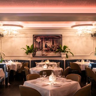 A photo of Bagatelle London restaurant