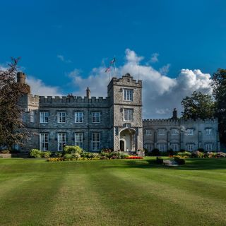 A photo of Luttrellstown Castle restaurant