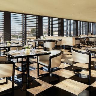 A photo of Armani/Ristorante - Armani Hotel Milano restaurant