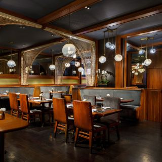 A photo of Forty Four restaurant
