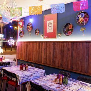 A photo of La Casa del Burrito restaurant