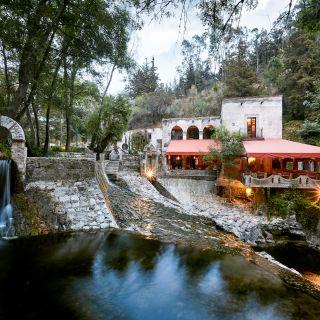 A photo of Molino de los Reyes restaurant