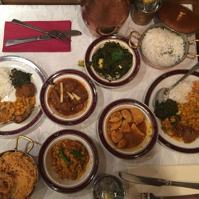 Little Curry House Glasgow Opentable