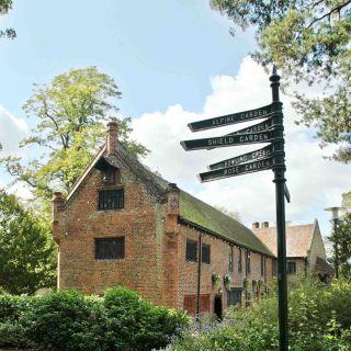A photo of Tudor Barn restaurant