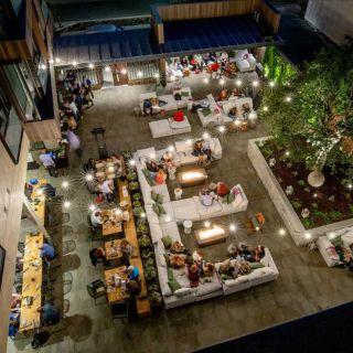 A photo of Oak + Violet - Park James Hotel restaurant