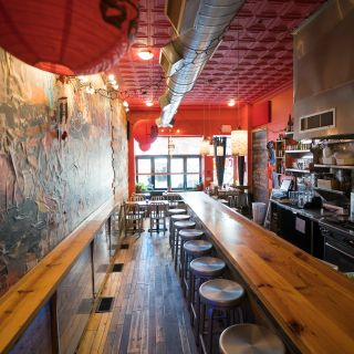 A photo of Cheu Noodle Bar - 10th Street restaurant