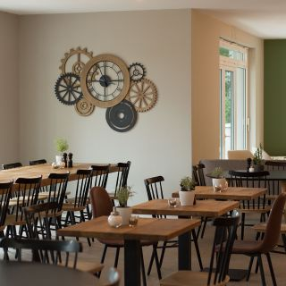 A photo of Café BRANDWERK restaurant