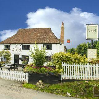 A photo of The Angel Inn restaurant