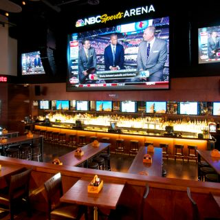 A photo of NBC Sports Arena - Xfinity Live! restaurant