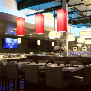 A photo of Mizu Sushi Bar & Grill - Tustin restaurant
