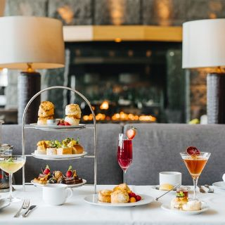 A photo of Afternoon Tea at Globe – Fairmont YVR restaurant