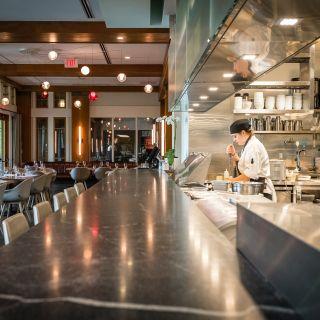 Foto von Aura - Nita Lake Lodge Restaurant