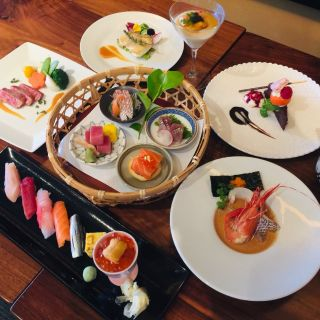 A photo of Bluefin Restaurant restaurant