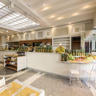A photo of Ginger Sapori e Salute- PANTHEON restaurant