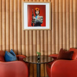 A photo of Ziggy's Bar at Hotel Cafe Royal restaurant