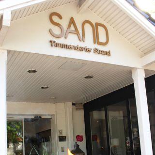 A photo of SANDbrasserie restaurant