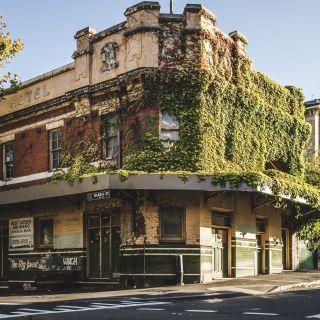 A photo of Terminus Hotel restaurant
