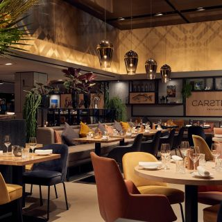 A photo of Carstens Amsterdam restaurant