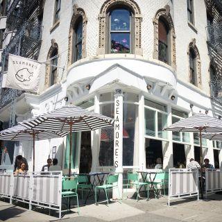 A photo of Seamore's Nolita restaurant