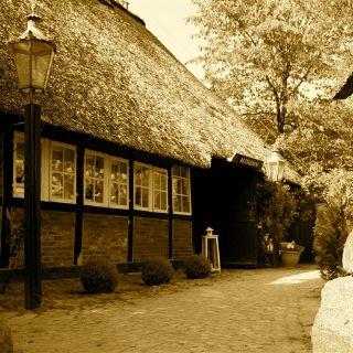 A photo of Dorfkrug Volksdorf restaurant