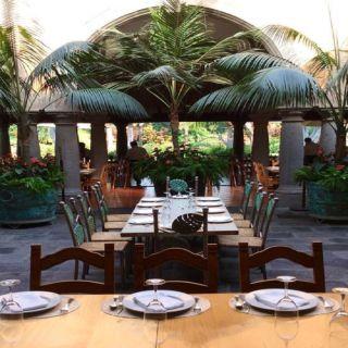 Una foto del restaurante El Madrigal