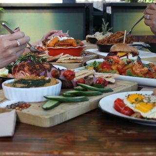 Una foto del restaurante Dunedin New Zealand Eats