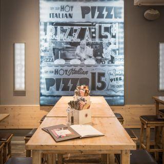 Foto von Pizzeria Al Volo Restaurant