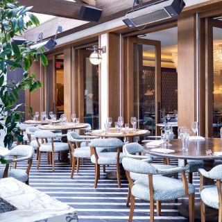 A photo of Cecconi's restaurant