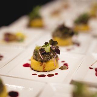 A photo of Glo Restaurant + Lounge restaurant