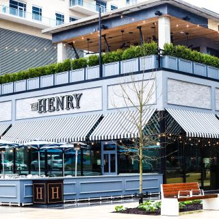 A photo of The Henry - Dallas restaurant