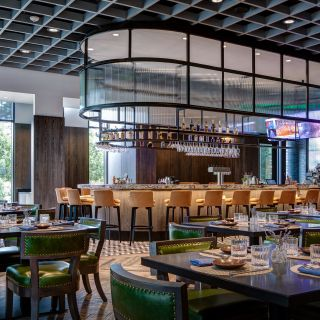 A photo of SwitcHouse Restaurant at Marriott CityPlace At Springwoods Village restaurant