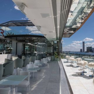 A photo of The Terrace - Emporium Hotel South Bank Brisbane restaurant