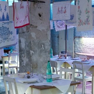 A photo of Lavanderia Vecchia restaurant