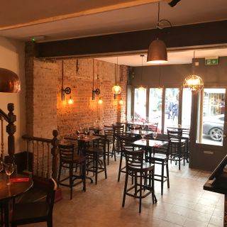 A photo of Tziganos restaurant