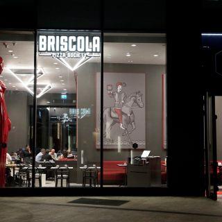 A photo of Briscola Pizza Society - Porta Nuova restaurant