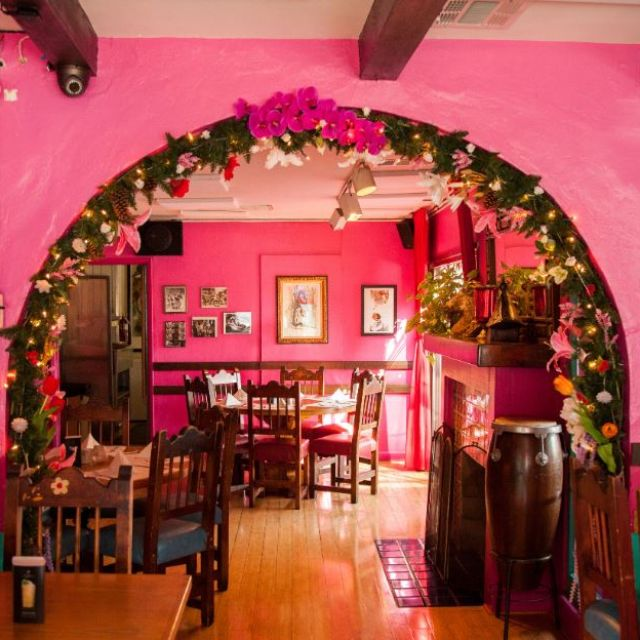 Casita Del Campo Restaurant - Los Angeles, CA | OpenTable