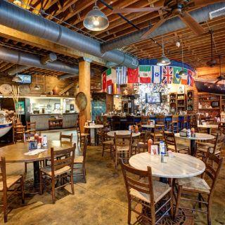 A photo of The Fish Market - Birmingham restaurant