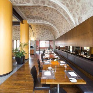 Una foto del restaurante La Casa de las Magnolias - Grand Fiesta Americana - Queretaro