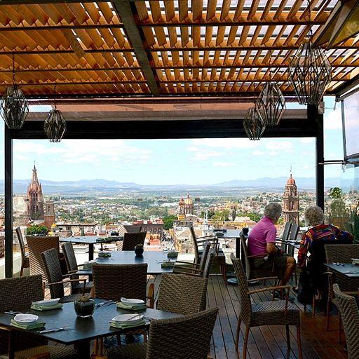 Antonia Bistro Restaurant San Miguel De Allende Gua Opentable