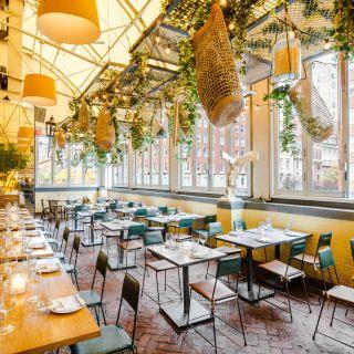 A photo of Serafina 79 restaurant