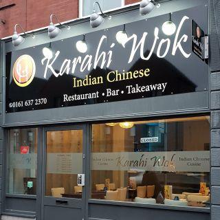 A photo of Karahi Wok restaurant