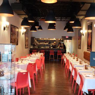 A photo of Lentrecote restaurant
