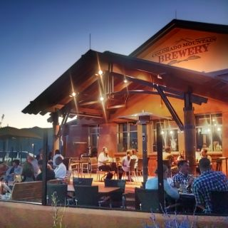 A photo of Colorado Mountain Brewery restaurant