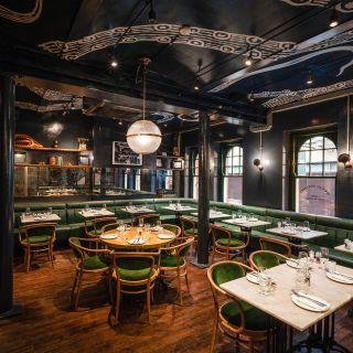 A photo of Wright Brothers Soho restaurant