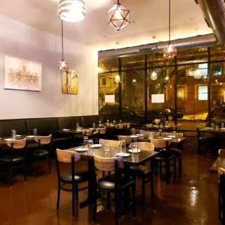 A photo of Bliss Resto restaurant