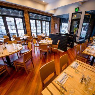 Foto von Amber Café Restaurant