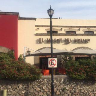 A photo of El Mesón del Molino restaurant